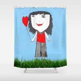 STELiOS Chidren Art Shower Curtain