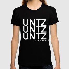 Kartel Klub — Untz Untz Untz /black T-shirt