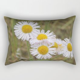 Wild Aster Rectangular Pillow