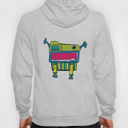 Happy Mr. Turtle Hoody