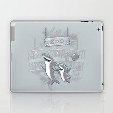 shark zoo Laptop & iPad Skin