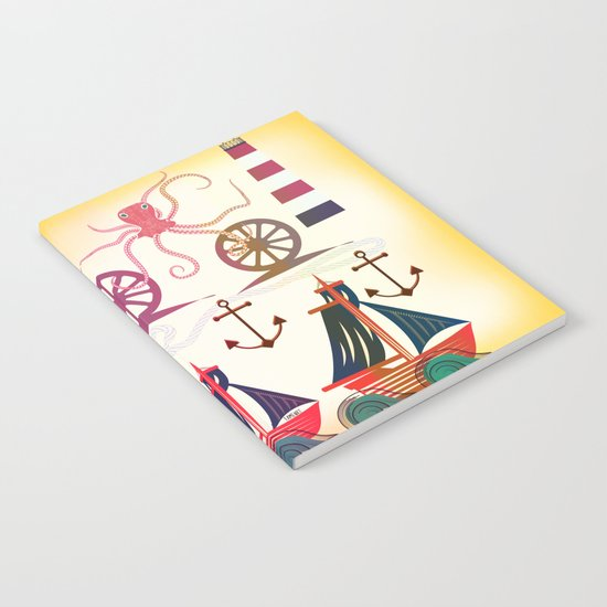 Sailor Notebook