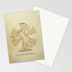 True Story of Perfect Proportions Stationery Cards