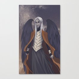Lucifer the Morning Star Canvas Print