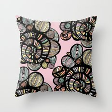 I Repeat Throw Pillow
