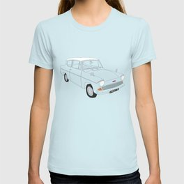 Weasley's Flying Ford Anglia T-shirt