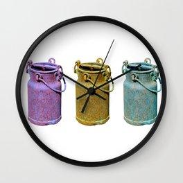 Got Color Wall Clock