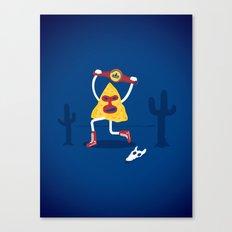 Nacho! Canvas Print