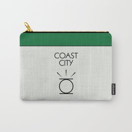 Coast City Monopoloy Location Carry-All Pouch