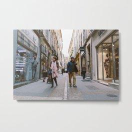 Aix-En-Provence  Metal Print