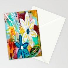 Loving Flower Garden Stationery Cards