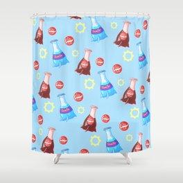 Nuka Shower Curtain