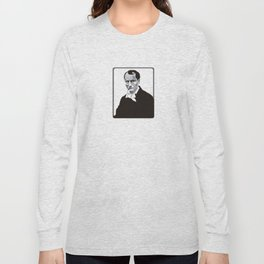 Baudelaire Long Sleeve T-shirt