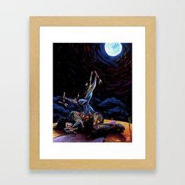 American Prayer 2 Framed Art Print