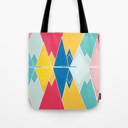 Tringles In Colour Tote Bag