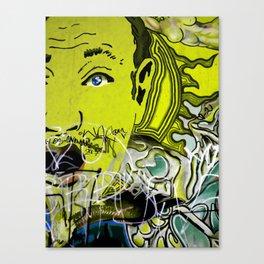 Feeling Yellow Canvas Print