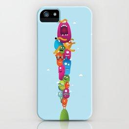 Vibrant Joy iPhone Case
