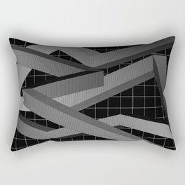 Grids Rectangular Pillow