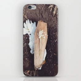 COFFIN iPhone Skin