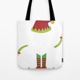 I am the sarcastic eleven christmas present Tote Bag