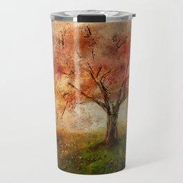Sprinkled With Spring Travel Mug