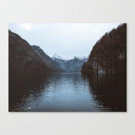 Alpine Lakes Canvas Print