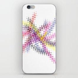 Interlaced iPhone Skin