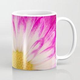 Pink and White Mum Coffee Mug
