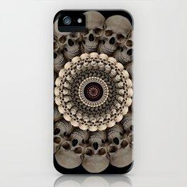 Skulldala iPhone Case