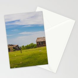 Sod Homestead, Mercer County, ND 1 Stationery Cards
