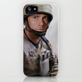 Captain John Watson iPhone Case