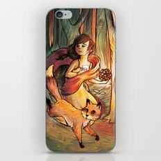 Once upon a....? iPhone & iPod Skin