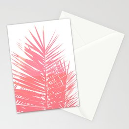 Plant Life in Pink Stationery Cards