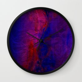 [dgD] Heart (cold) Wall Clock