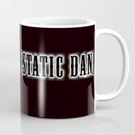 Static Dan (Ecstatic Dance Nemesis) Coffee Mug