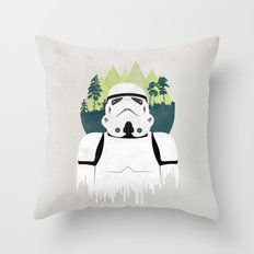 Stormtrooper Throw Pillow