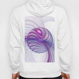 Beautiful Movements, Abstract Fractal Art Hoody