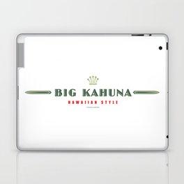 Big Kahuna Hawaiian Style Laptop & iPad Skin