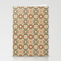 square Stationery Cards featuring Square by samedia