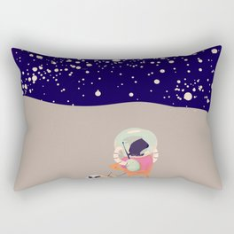 Moonwalker Rectangular Pillow