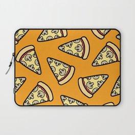Mushroom Pizza Pattern Laptop Sleeve