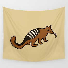 Cute Numbat Wall Tapestry