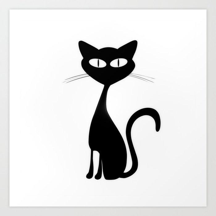 Kitten II cat Kunstdrucke