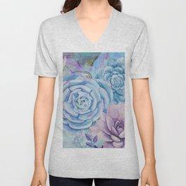 Lety's Lovely Garden Unisex V-Neck