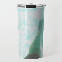 Step into Ocean Travel Mug