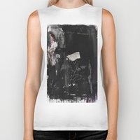 lydia martin Biker Tanks featuring Lydia by Tom Melsen