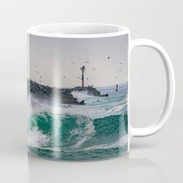 The Jetty Grind Coffee Mug