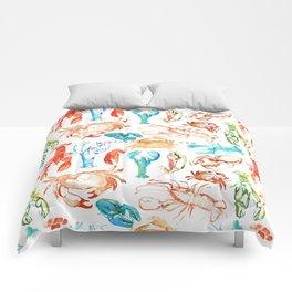 Spring Yeah! - Lobster&Crabs Comforters