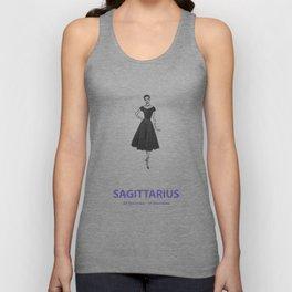 Sagittarius Unisex Tank Top