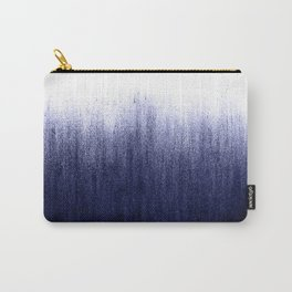 Indigo Ombre Carry-All Pouch
